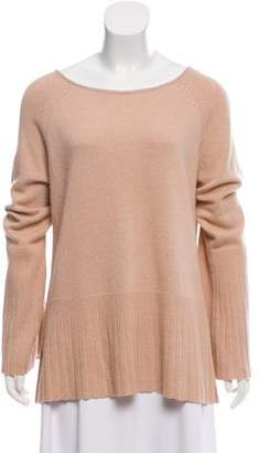 Elizabeth and James Wool-Blend Bell Sleeve Sweater
