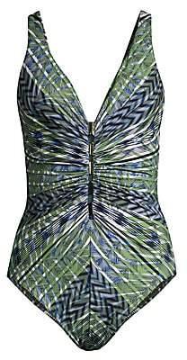 Miraclesuit Swim Women's Monteverde Charmer One-Piece Swimsuit