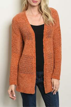 Cozy Casual Earth Knit Sweater