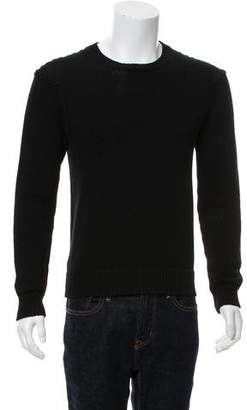 Givenchy Knit Crew Neck Sweater