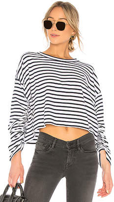 A.L.C. Madison Stripe Top