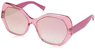 Marc Jacobs Women's Marc117s Round Sunglasses