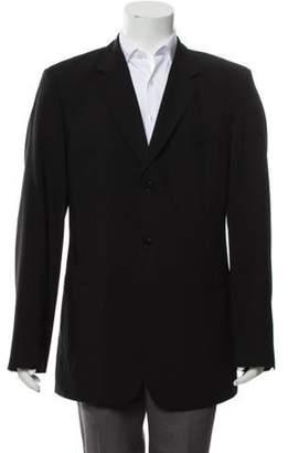 HUGO BOSS Boss by Virgin Wool Notch-Lapel Blazer black Boss by Virgin Wool Notch-Lapel Blazer