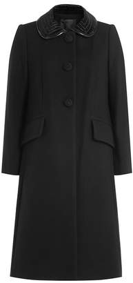 Marc Jacobs Virgin Wool Coat
