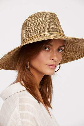 Sancho Metallic Packable Hat by 'ale by Alessandra at Free People $78 thestylecure.com