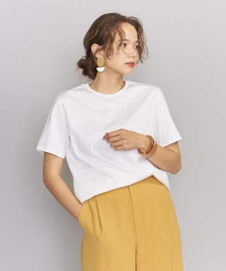 Beauty&youth United Arrows (ビューティー アンド ユース ユナイテッド アローズ) - BY 50/2 コットンクルーネックTシャツ