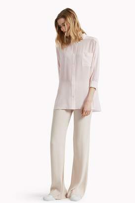 Great Plains Sophie Silk Batwing Sleeve Oversized Shirt