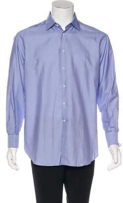 Armani Collezioni Woven Dress Shirt w/ Tags