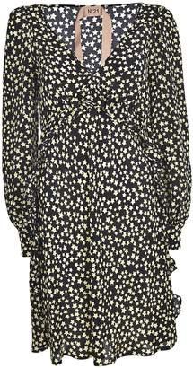 N°21 N.21 Star Print Dress