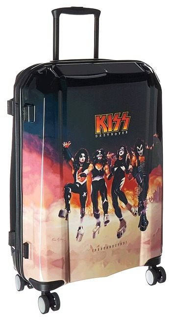 EPIC Travelgear - KISS Signature Series 26 Trolley Pullman Luggage