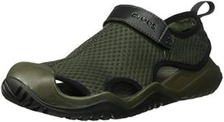 Crocs Men's Swiftwater Mesh Deck Sport Sandal
