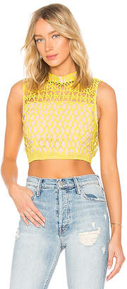 Endless Rose Guipure Lace Top