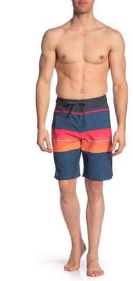 Rip Curl Mirage Eclipse Stripe Printed Board Shorts