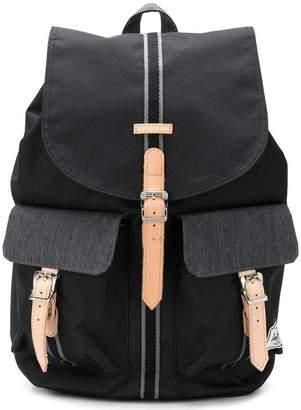 Herschel flap pocket backpack