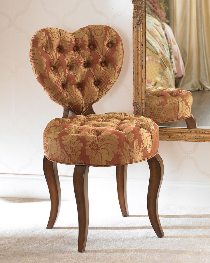 Horchow Love Vanity Chair
