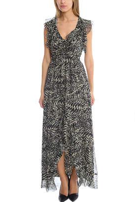 L'Agence Sophie Flutter Dress