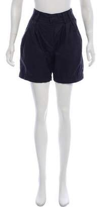 MM6 MAISON MARGIELA Mid-Rise Mini Shorts