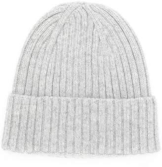 Dell'oglio ribbed knit beanie