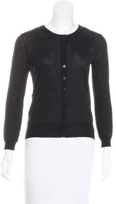 Dolce & Gabbana Cashmere Long Sleeve Cardigan