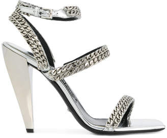 Tom Ford sandals with chain straps