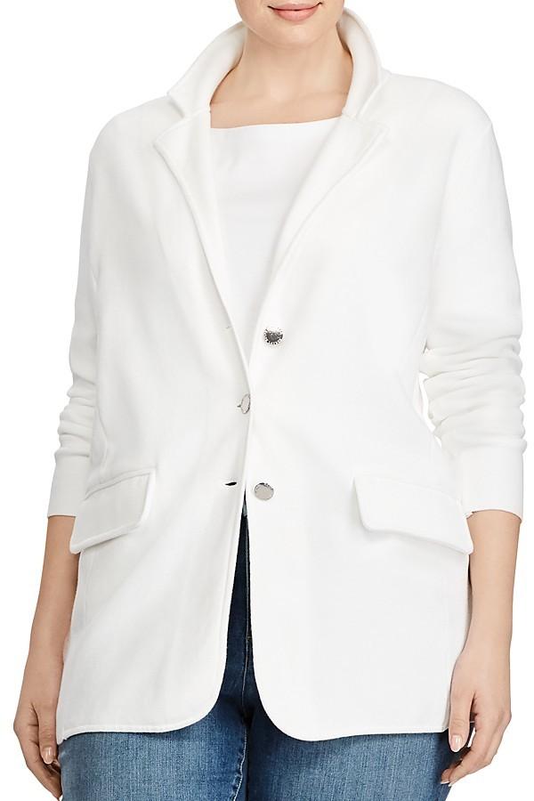 Lauren Ralph LaurenLauren Ralph Lauren Plus Knit Jacket