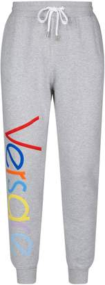 Versace Colourful Logo Leg Sweatpants
