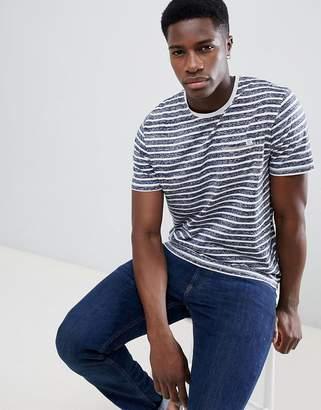 Tom Tailor Stripe T-Shirt with Pocket