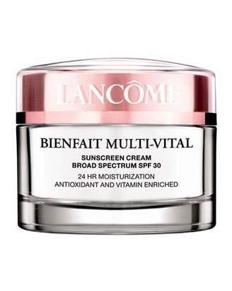 Lancôme Bienfait Multi-Vital SPF 20 Day Cream 23-Hour Antioxidant and Vitamin Enriched Broad Spectrum SPF 30 Sunscreen & Moisturizer, 1.7 oz./ ...