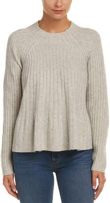 Rebecca Taylor Var Wool & Cashmere-Blend Sweater