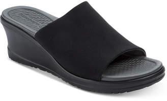 Bare Traps Baretraps Honna Rebound Technology Platform Wedge Sandals Women's Shoes