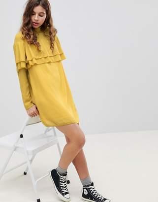 Glamorous Neon Frill Dress