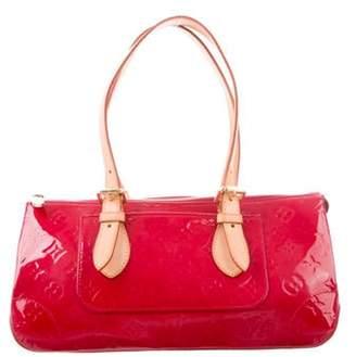 Louis Vuitton Vernis Rosewood Ave Pomme D'Amour Red Vernis Rosewood Ave Pomme D'Amour
