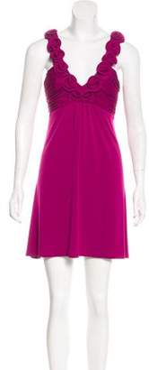Laundry by Shelli Segal Sleeveless Mini Dress