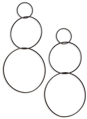 Isabel Marant Floyd Circle Earrings