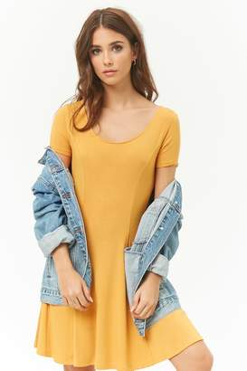 540b6120653 Forever 21 Stretch Knit Dresses - ShopStyle Canada