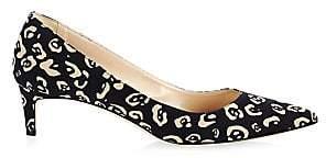 Altuzarra Women's Davidson Kitten Heel Pumps