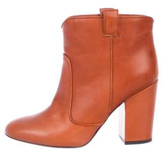 Laurence Dacade Leather Ankle Boots Leather Ankle Boots