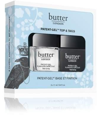 Butter London 'Patent-Gel Top & Tails' Set