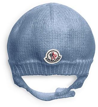 Moncler Infant Boys' Wool Knit Hat - Sizes XXXS-XXS $105 thestylecure.com