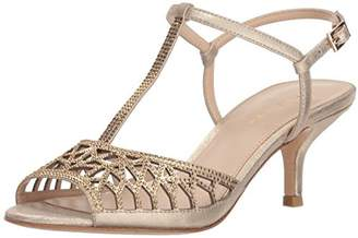 Pelle Moda Women's Adaline-MS Heeled Sandal
