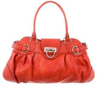 Salvatore Ferragamo Leather Marisa Bag
