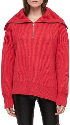 AllSaints Ami Roll Neck Sweater