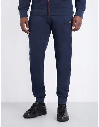 True Religion Horseshoe cotton-jersey jogging bottoms