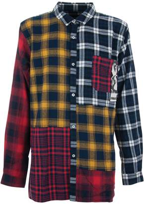 PAM Perks And Mini Axelrod Multi Flannel Shirt