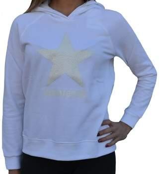 Sweatshirt Damen Sweatshirt Weiss