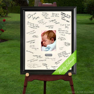 JDS Personalized Gifts Personalized Gift Laser Engraved Celebrations Baby Signature Picture Frame