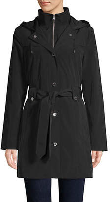 London Fog Belted Raincoat