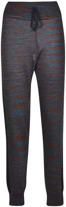 M Missoni Knitted Track Pants