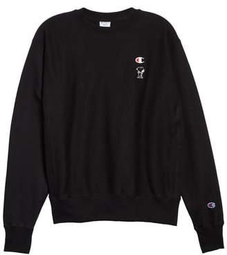 Champion Snoopy Unisex Sweatshirt