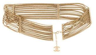 Chanel Chain-Link CC Belt